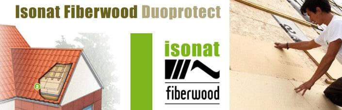 Fibre de bois ISONAT Fiberwood Duo Protect