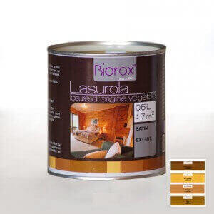 lasure BIOROX LASUROLA végétale