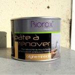 pâte à rénover écologique BIOROX