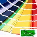 Nuancier 1000 couleurs peintures NATURA