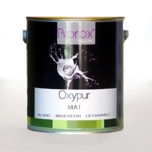 Peinture dépolluante Oxypur BIOROX