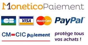 paiement sécurisé pour les commandes en ligne sur eco-logis
