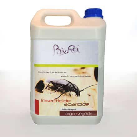 Insecticide anti-acariens BIOROX écologique