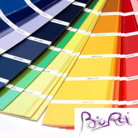 nuancier peintures et laques biorox 1200 couleurs