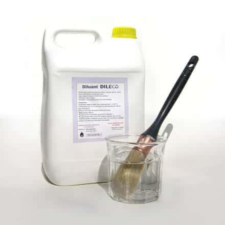 Diluant écologique peinture et huiles Dileco