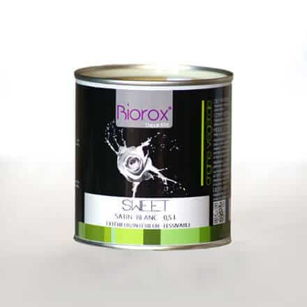 Peinture bio natura tassili satin plus int rieur for Finition interieur