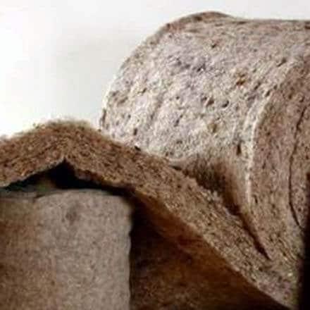 isolant laine de mouton calfeutrage fuste