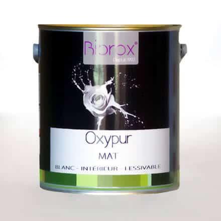 peinture cologique d polluante et assainissante biorox oxypur. Black Bedroom Furniture Sets. Home Design Ideas
