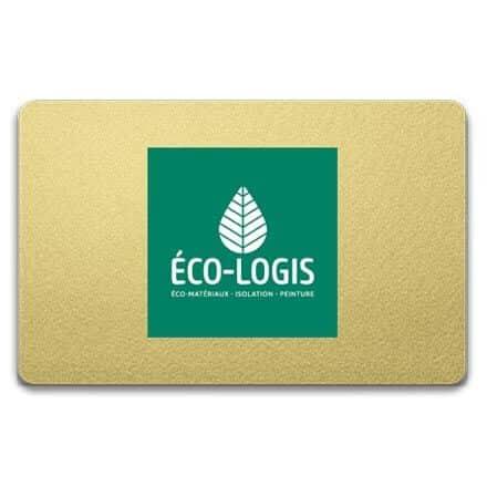 carte cadeau eco-logis