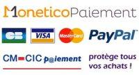 paiement sécurisé des commandes eco-logis en ligne