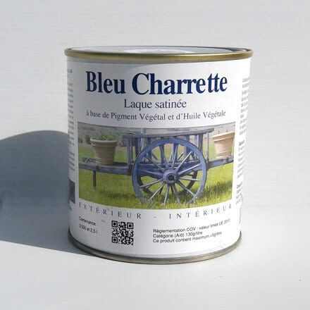 Bleu charrette BIOROX