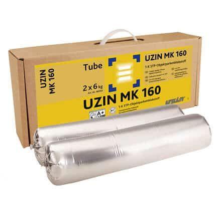 Colle liège et parquets bois écologique UZIN MK160